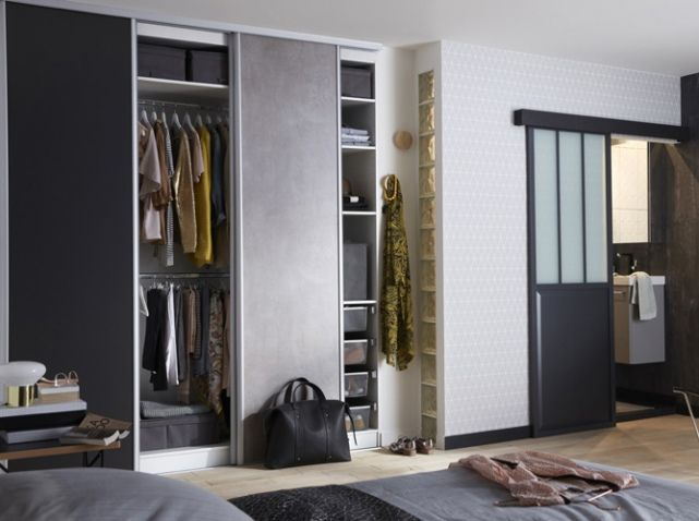 Dressing Chambre | Dressings - Dressing Rooms | Pinterest