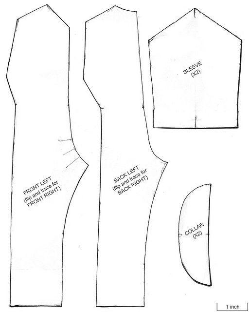Jumpsuit Pattern Final | To do / Wil ik gaan doen... | Pinterest ...