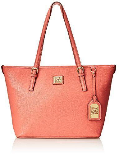 Anne Klein Perfect Medium Tote Handbag Reviews #Anne, #Handbag ...