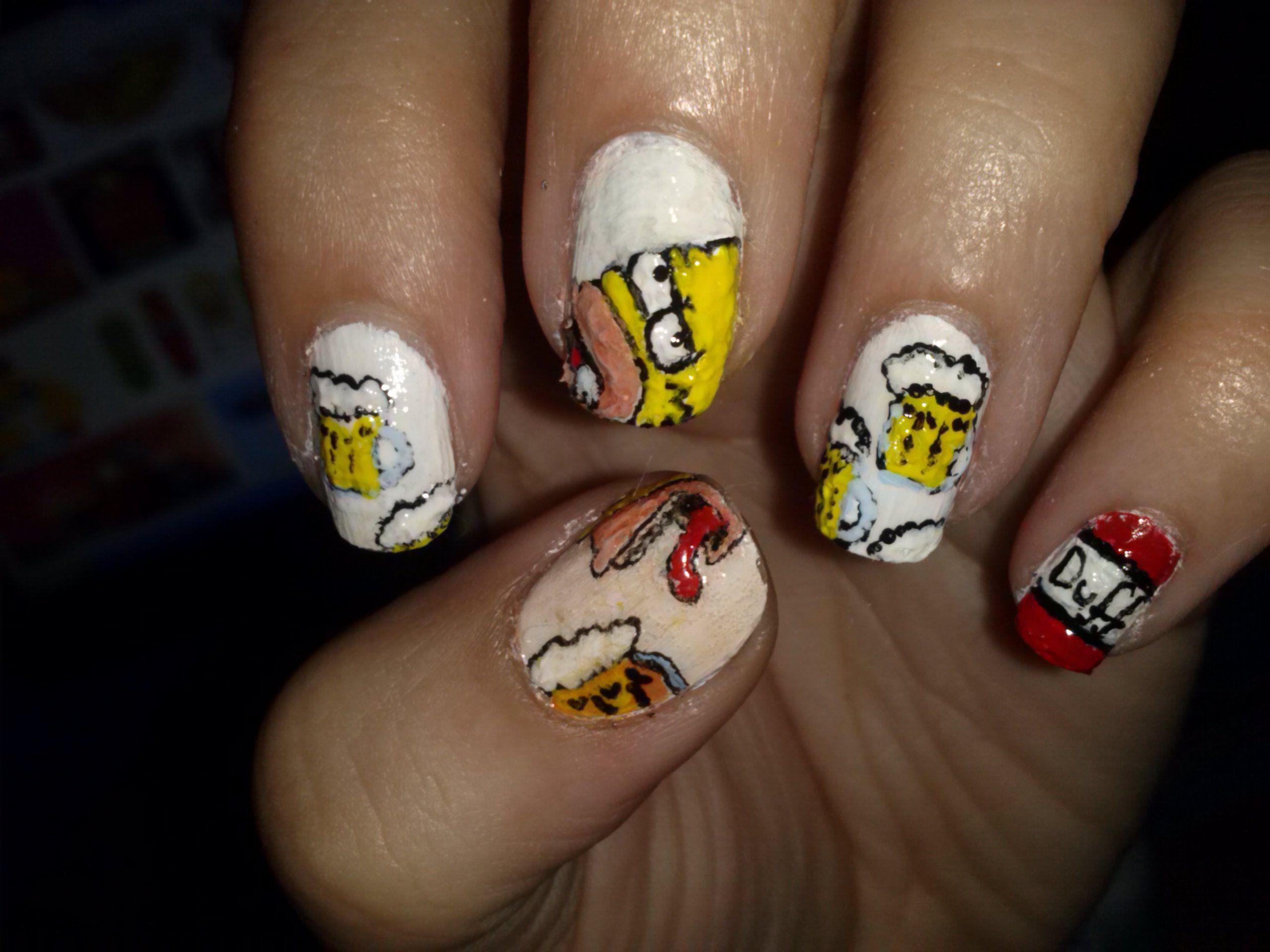 http://taylopeznailsarts.blogspot.com/ #nails #uñas #diseños ...