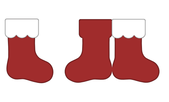Here is a Christmas stocking card svg by request. I have also included a paper piecing file for your holiday crafting. :) The download is a zipped folder with layered svg files for use in either ...