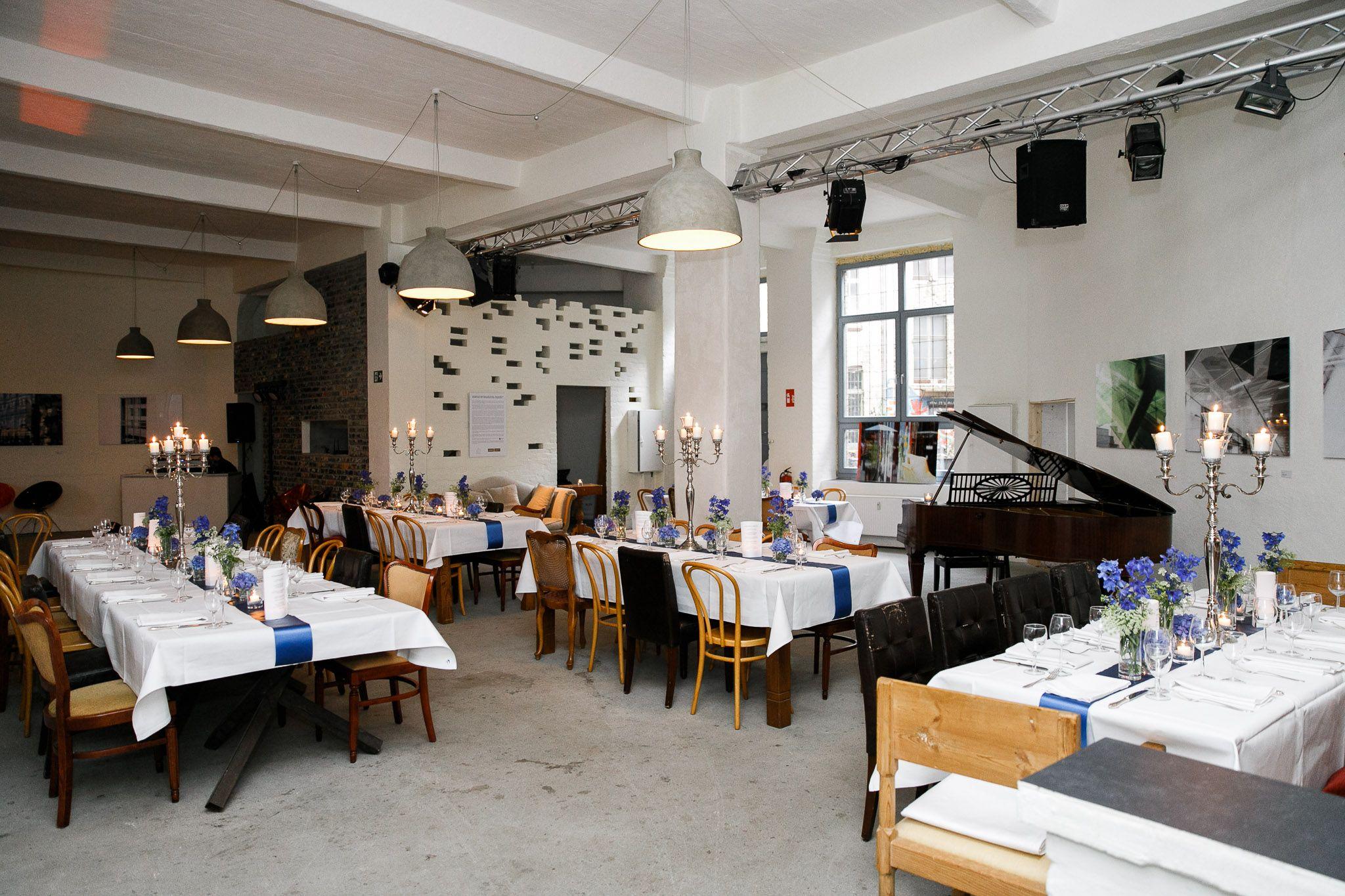 Industrial location, loft Berlin ♥ Loft Industrial Location, Fabrik ...