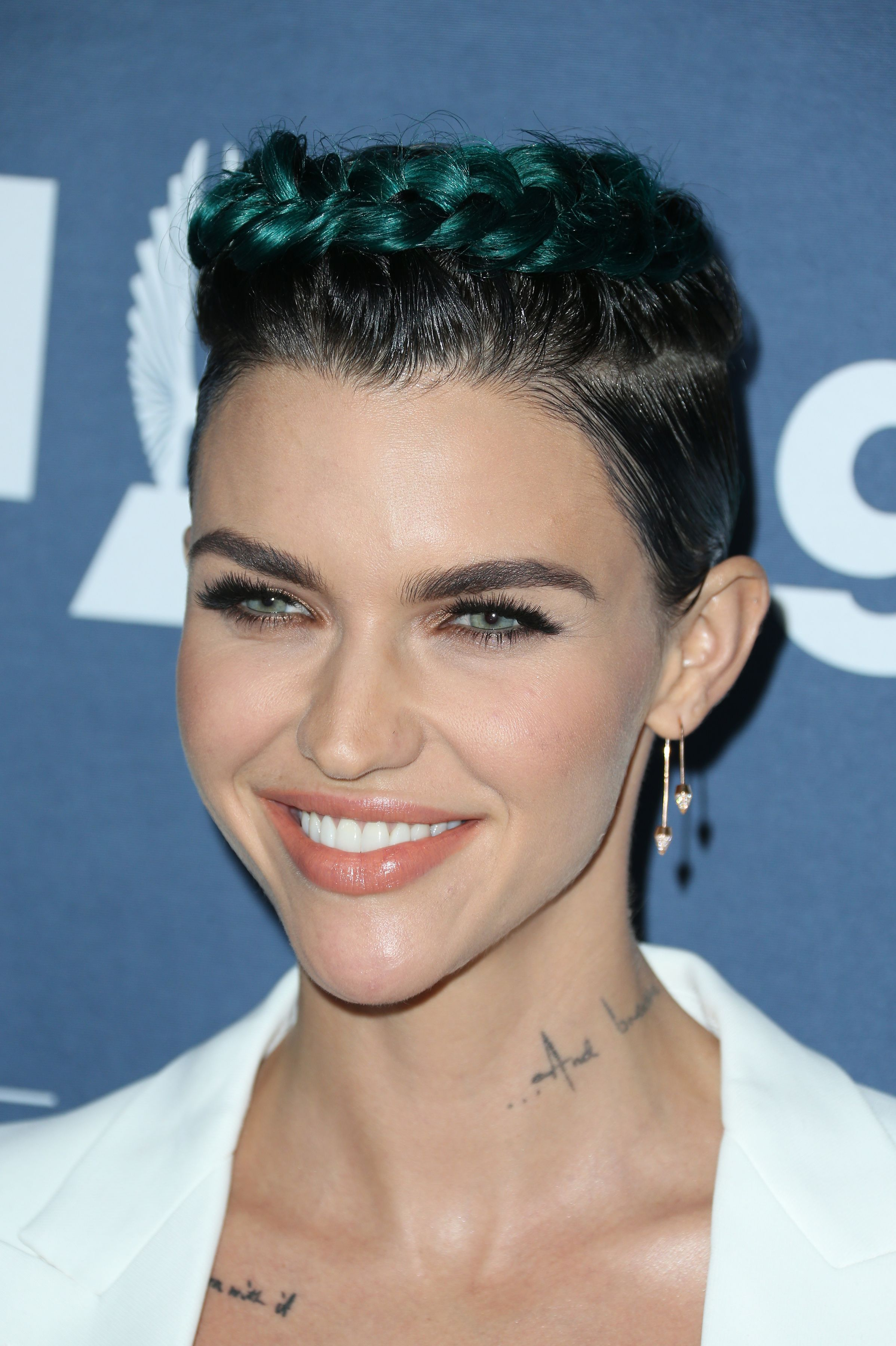 The 50 Sexiest Lips in Hollywood beauty Ruby rose