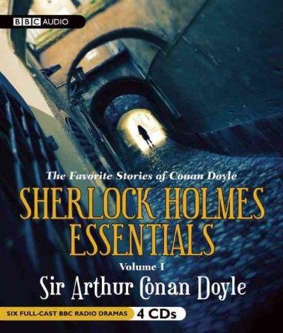 Sherlock Holmes stories on CD