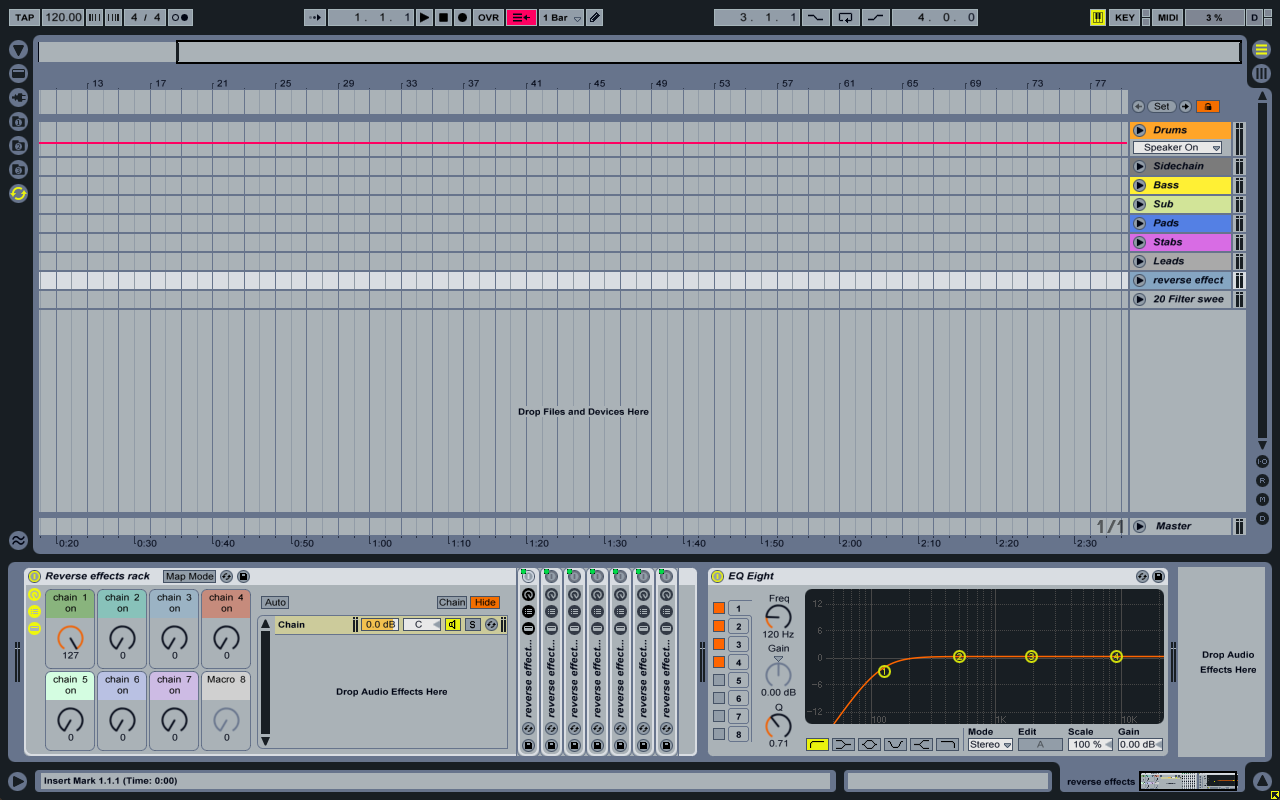 Get a Taste of my Ultimate Ableton Master Template FREE ($27 value ...