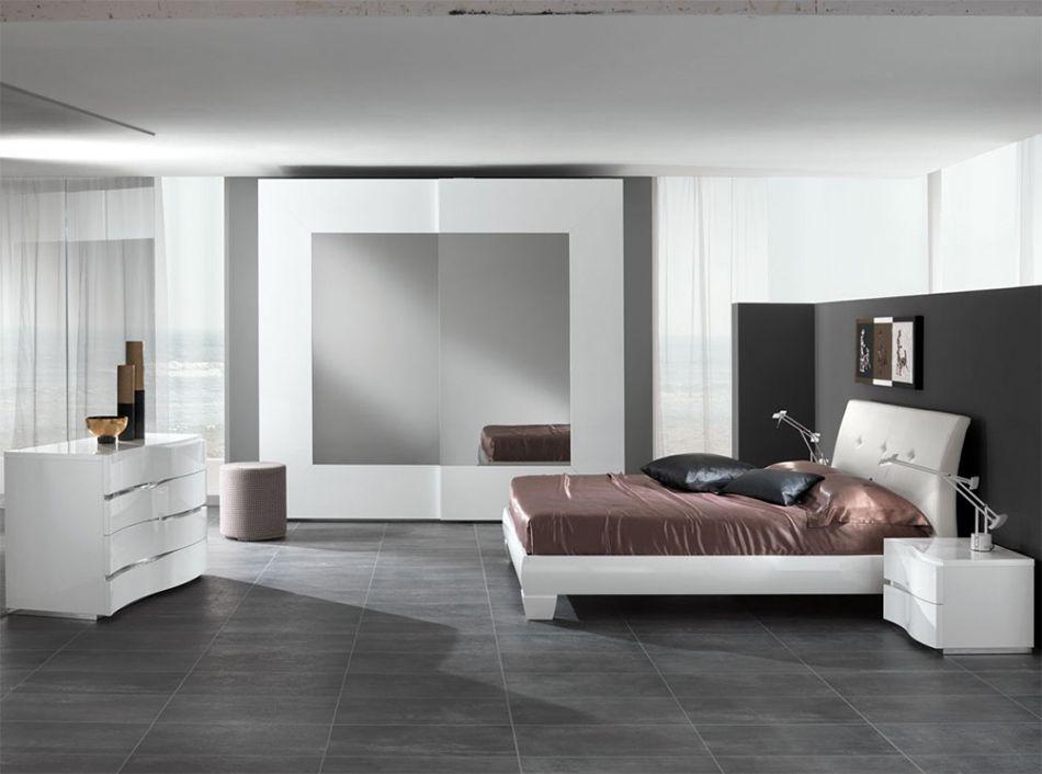 da letto minimal casa italiana camera da letto spar arreda pacifico ...
