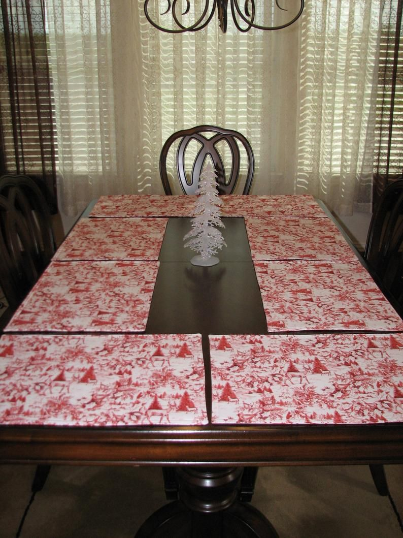 28+ Home goods christmas placemats ideas