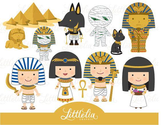 ancient egypt clipart egypt clipart 15077 paper doll halloween rh pinterest com egypt clipart images egypt clipart black and white