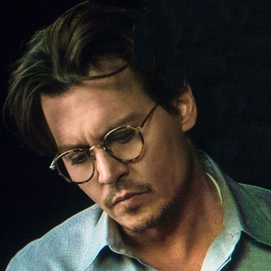 I Fan di Oliver Peoples - Luziottica Vision   •King Johnny Depp ... d80f71aa9189