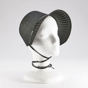 Pilgrim Bonnet - I think I could make this with a paper plate construction paper & Pilgrim Bonnet - I think I could make this with a paper plate ...