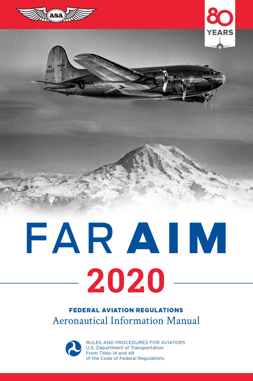 FAR/AIM 2020 (eBook) Aviation, Ebook pdf, Book sites