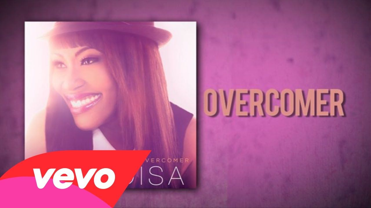 Mandisa - Overcomer (Lyric Video)