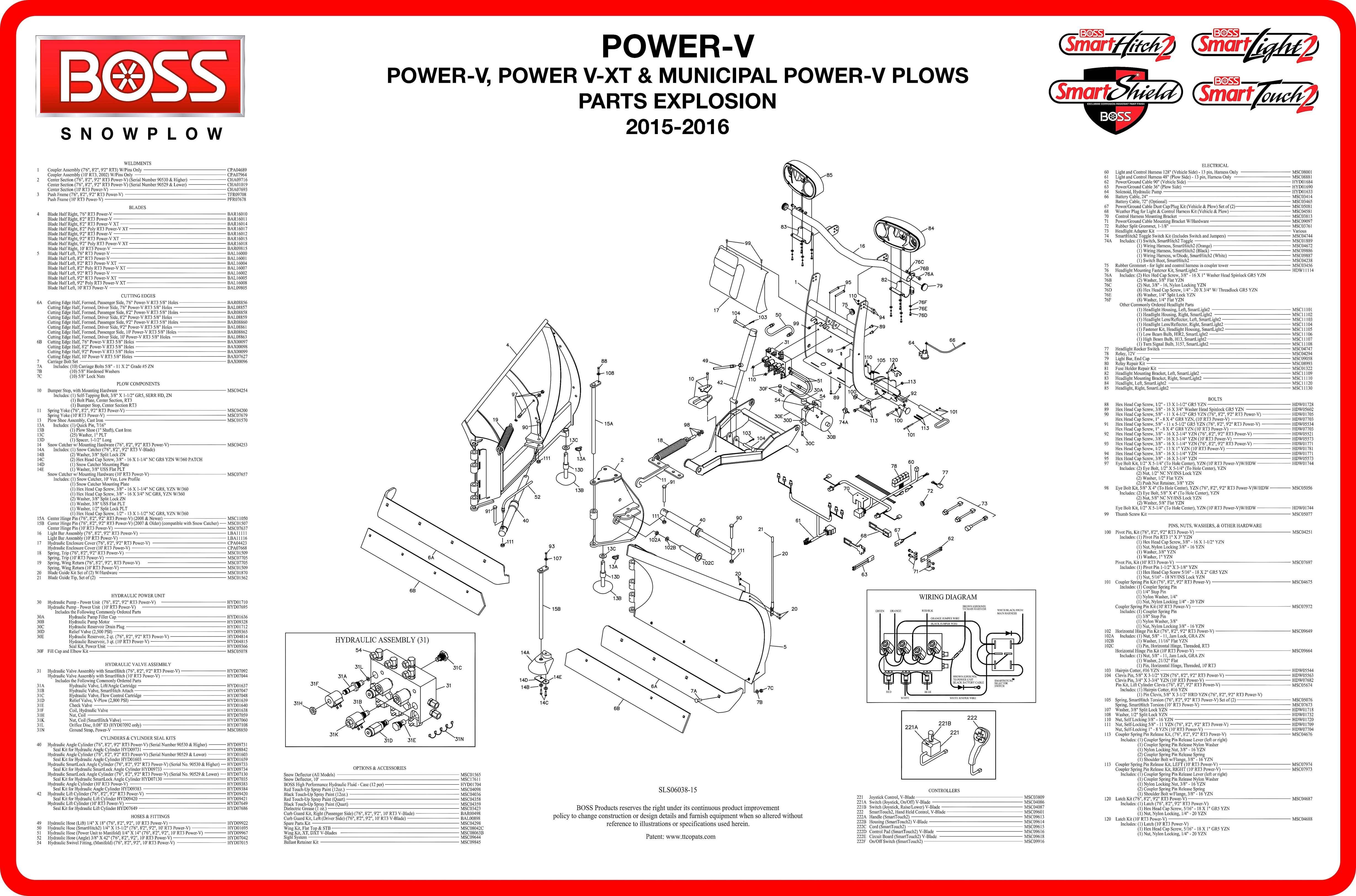 12+ Boss Plow Wiring Diagram Truck Side Truck Diagram