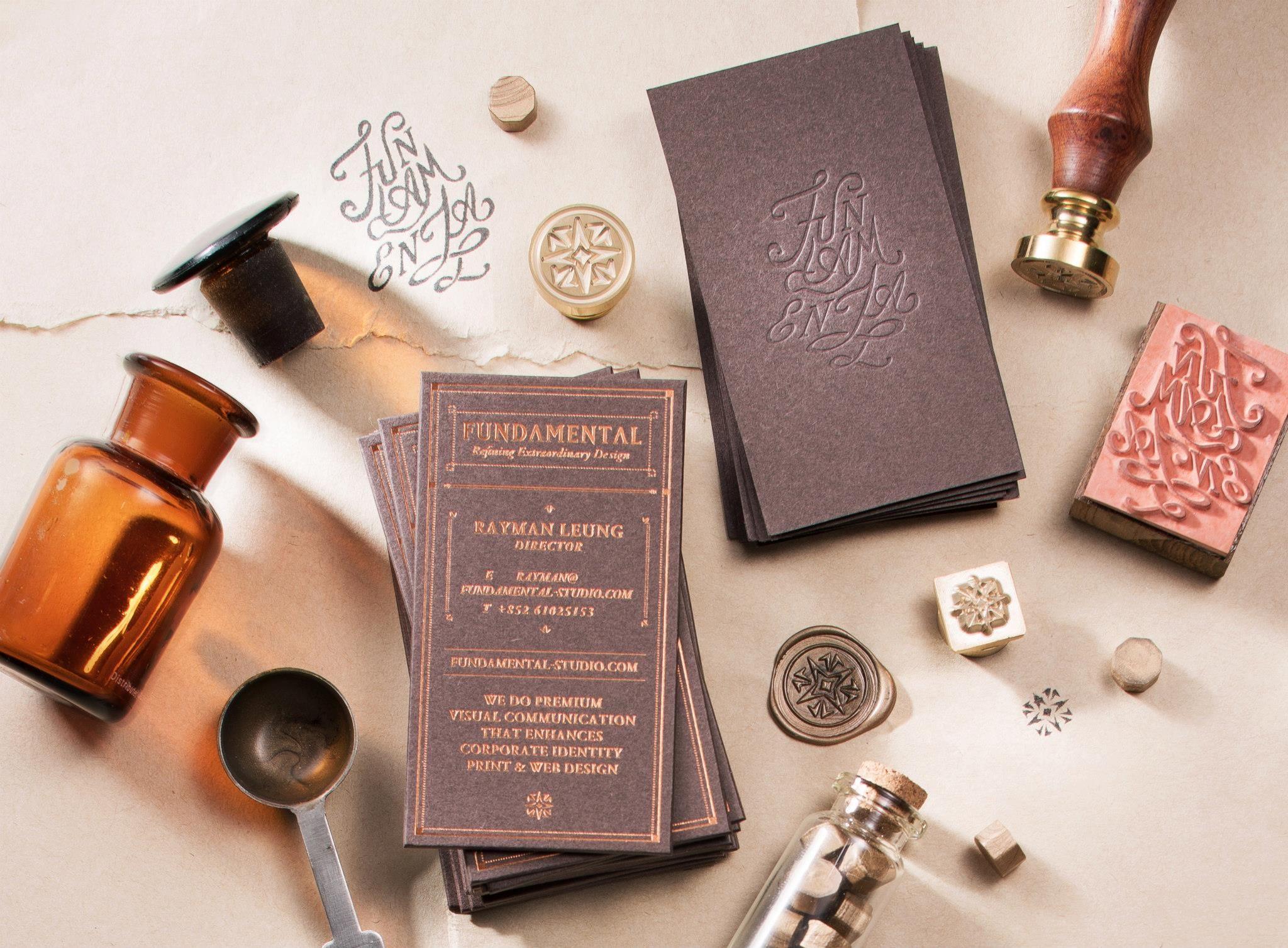 26 cartes de visite qui poussent la créativité au maximum