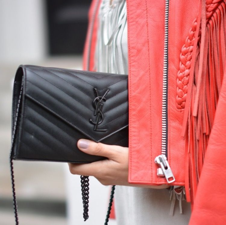 colours and striking 50-70%off latest collection YSL Chevron   Handbags   Ysl crossbody bag, Ysl bag, Black ...