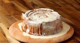 Glazed French Toast Cinnamon Swirl