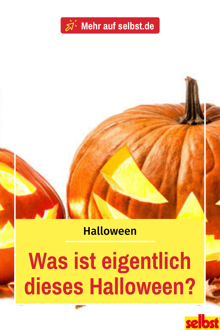 Kürbisse, Scherze & Süßes Halloween feiern, Halloween