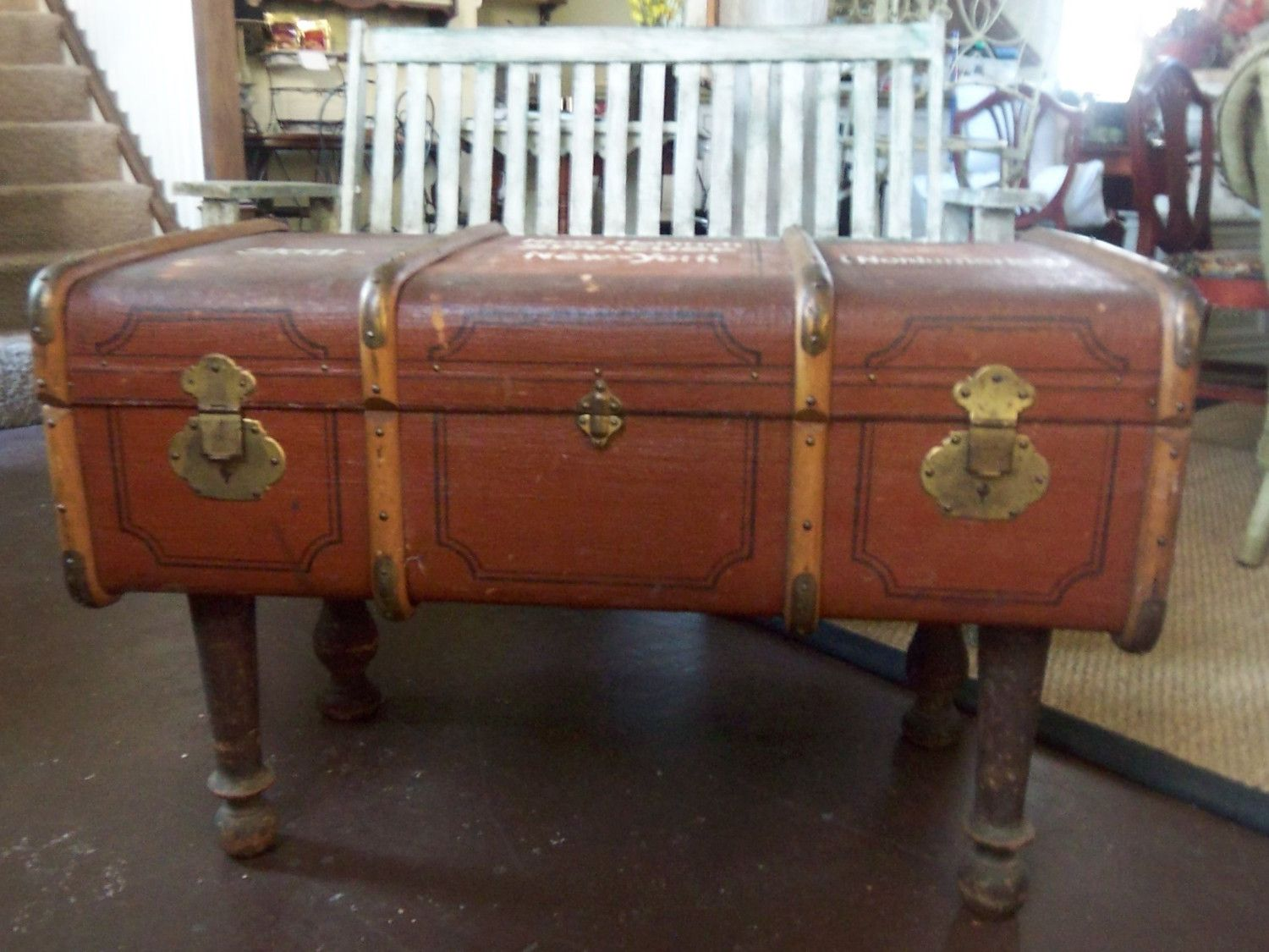 Upcycled Suitcases | Upcycled Suitcases! |