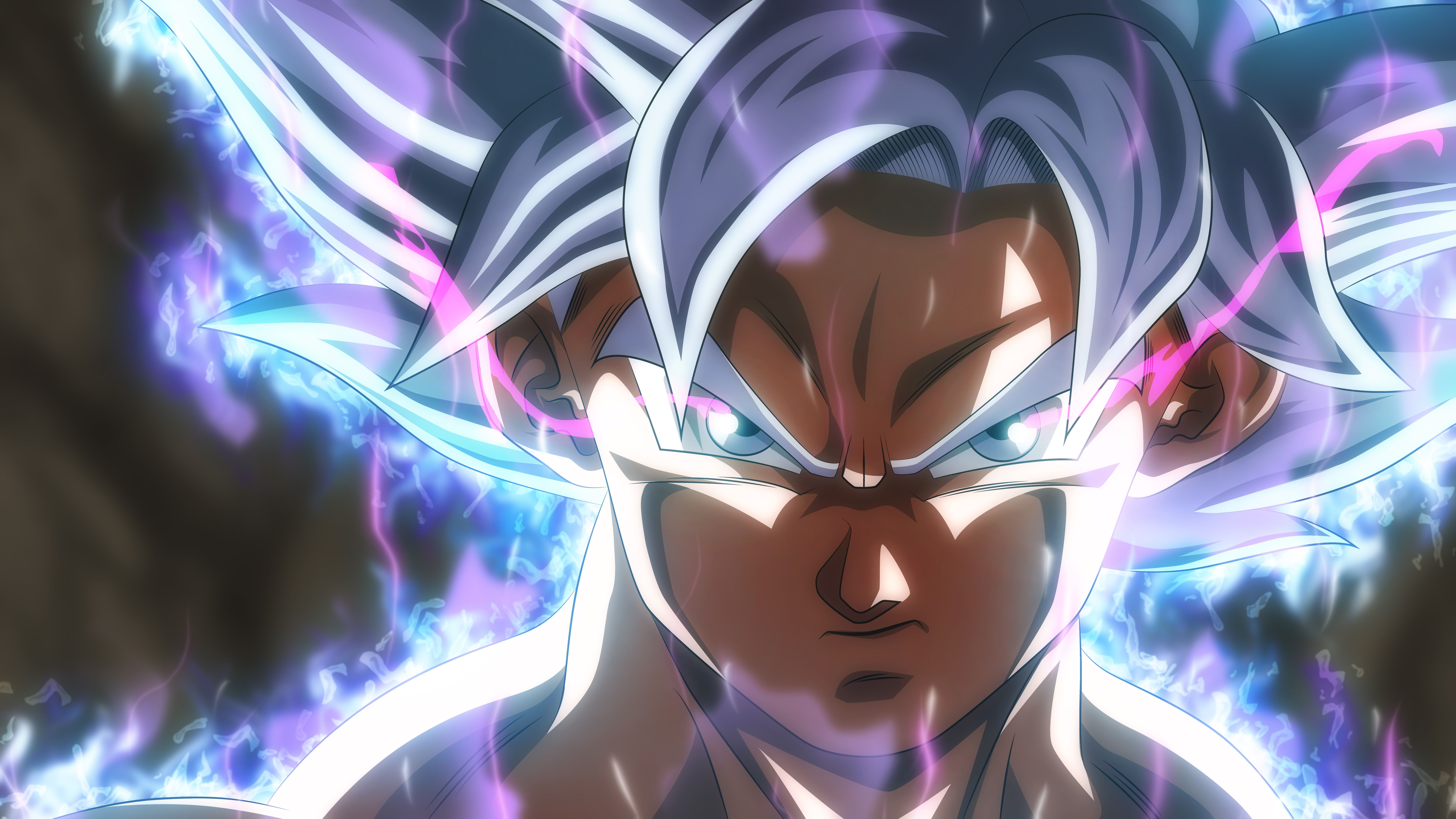 Goku Ultra Instinct Live Wallpaper Download For Android