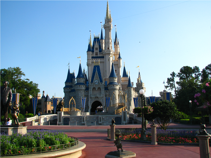Brand New Magic Kingdom Touring Plan! This One Is Updated For Fastpass Plus!  Http
