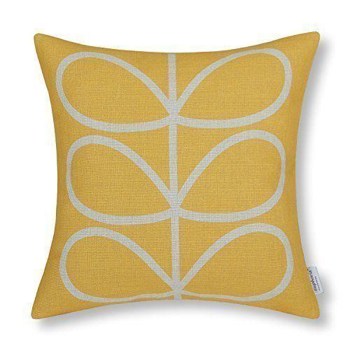 Euphoria Home Decorative Cushion Covers Pillows Shell Cotton Linen