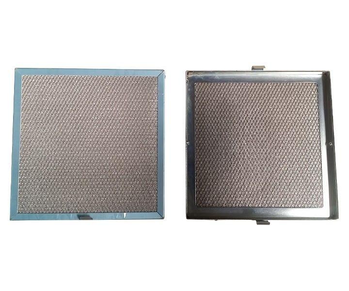 Novy Metallfettfilter 250 x 250 mm (5638010A) Küchen