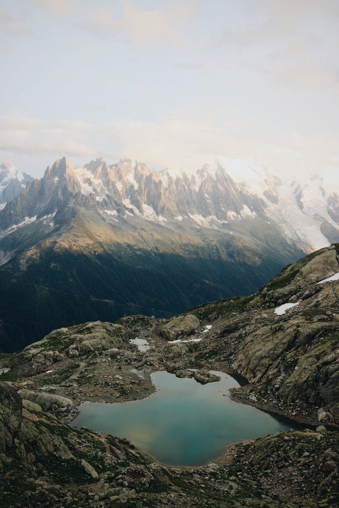 Blog Voyage Chamonix Un Ete Dans Les Alpes Entre
