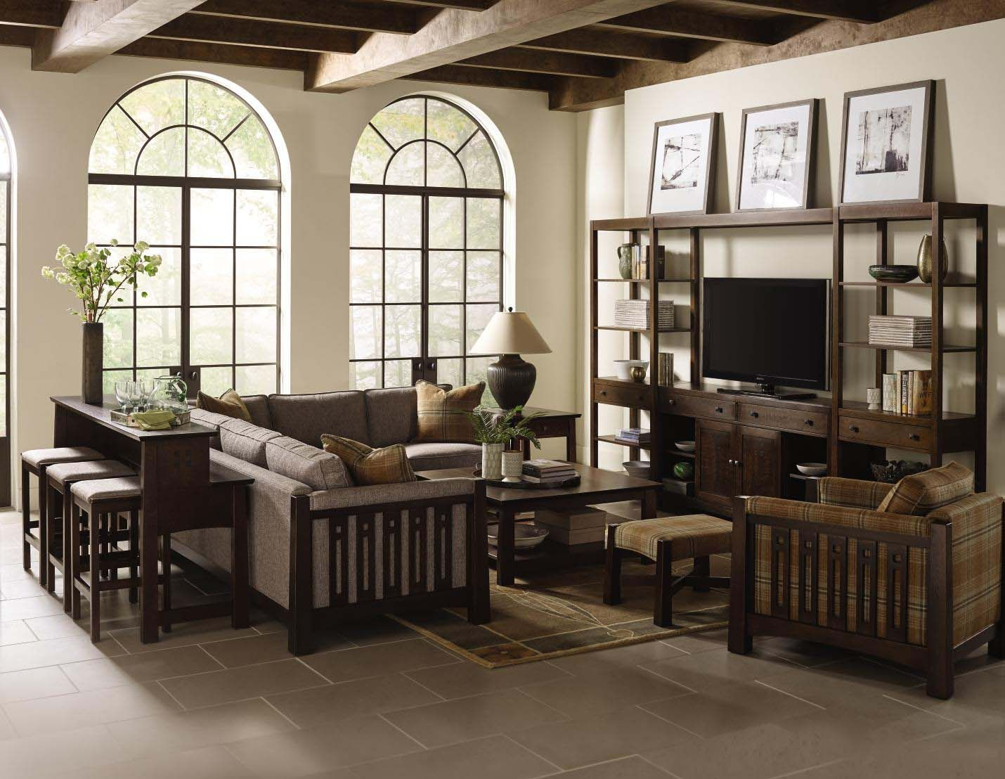 Stickley Highlands Collection Furniture Living Room Upholstery Furniture Upholstery