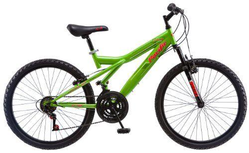 Pacific Boy S 24 Inch Exploit Mountain Bike Green Pacific Http