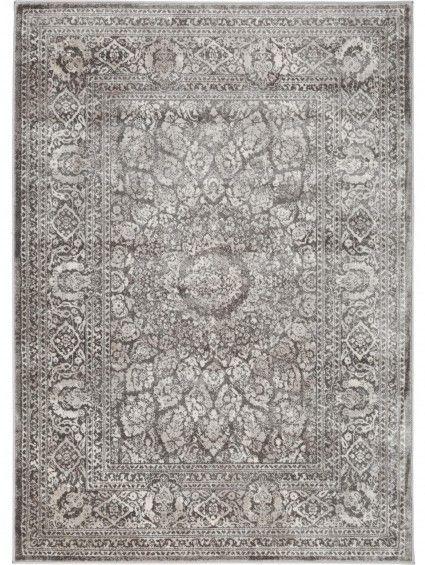 Orientteppich Vintage Braun Teppich Persischer Teppich Orientteppich