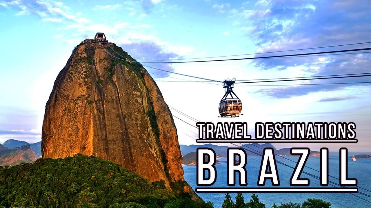 Famous Tourist Attractions In Brazil