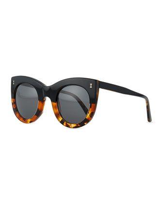 7bc1690567008 Boca Bicolor Cat-Eye Sunglasses