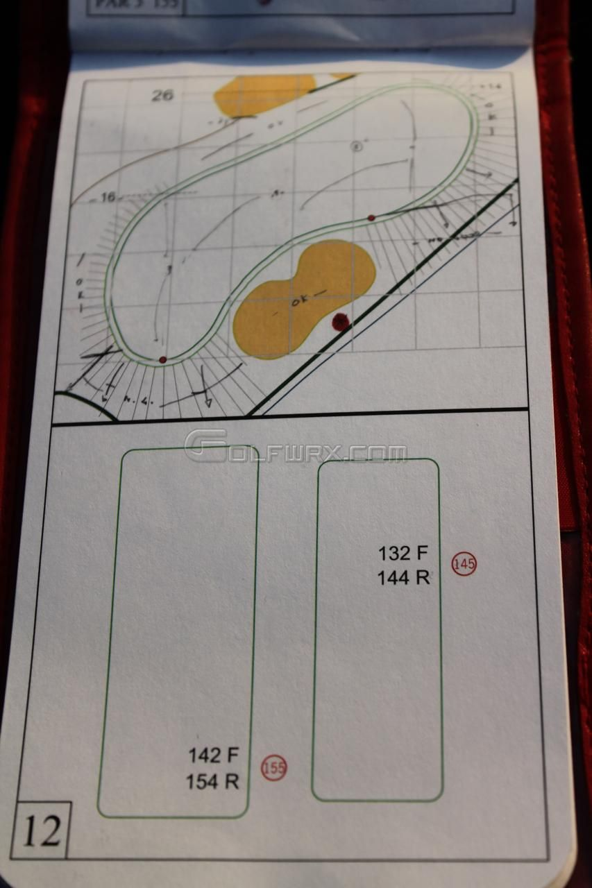 2011 masters yardage book with caddie notes golf 2011 masters yardage book with caddie notes tour and pre release equipment solutioingenieria Gallery