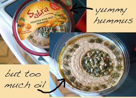 Amy's Nutritarian Kitchen: Father's Day and Hummus Hummus!
