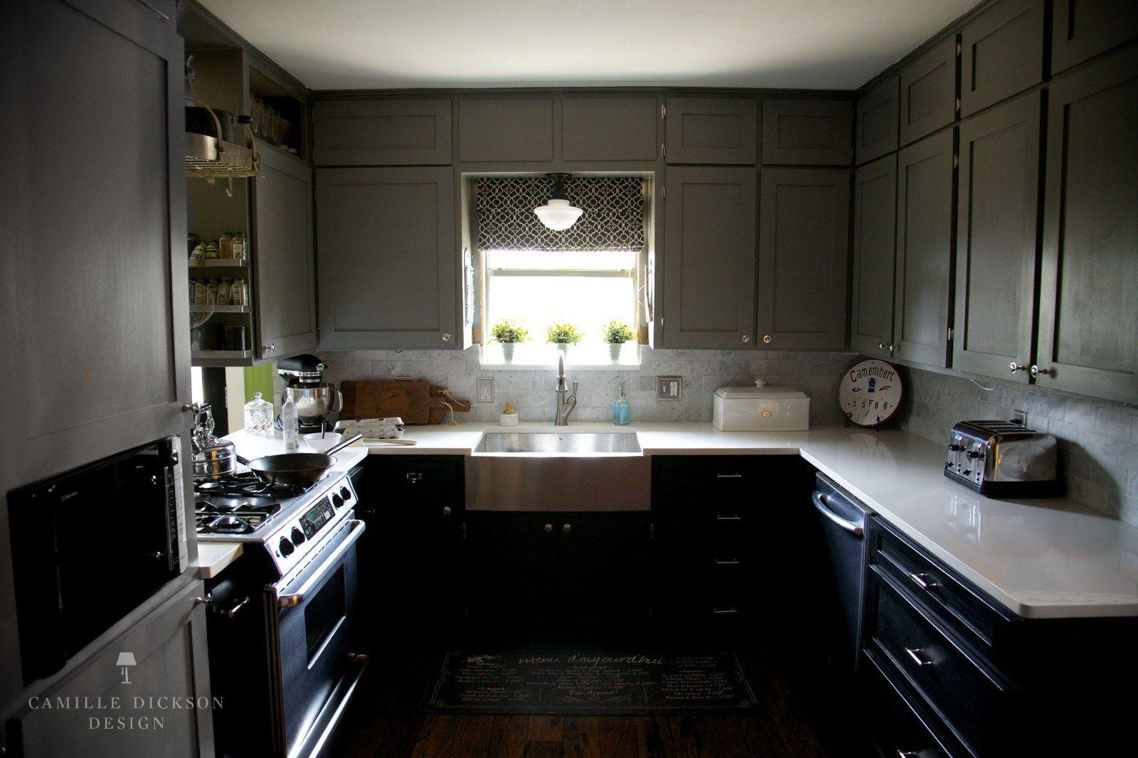 Benjamin Moore Chelsea Gray | Kitchen, Kitchen color ...
