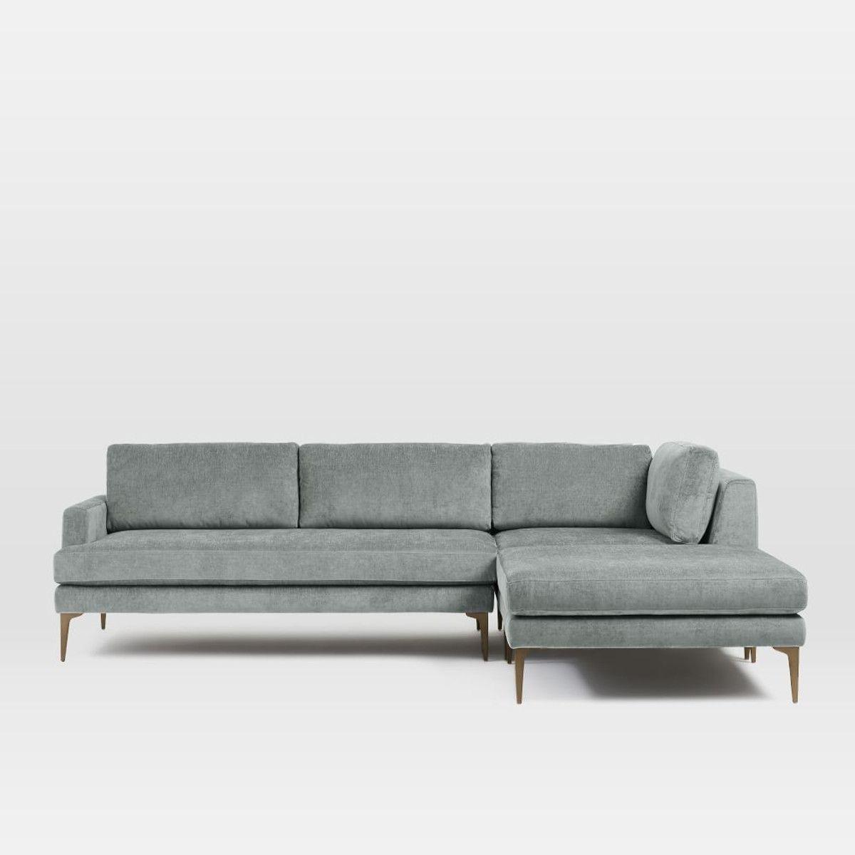 Chaise Sectional Modular Sofa
