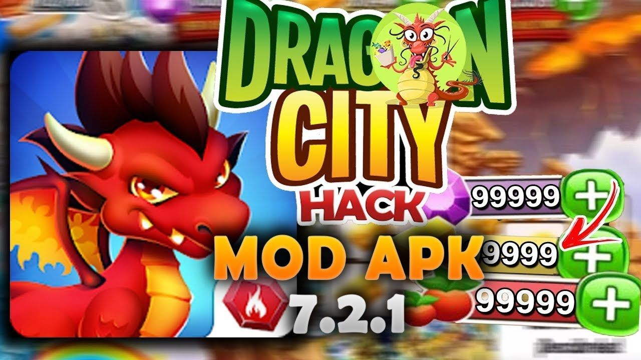 Dragon City Mega Mod Apk 7 2 1 (On Android No Root) | Dragon