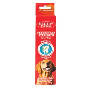 Sentry Petrodex Poultry Flavor Enzymatic Dog Toothpaste Toothbrushes Toothpaste Petsmart Dog Toothpaste Dental Care Dog Dental Care