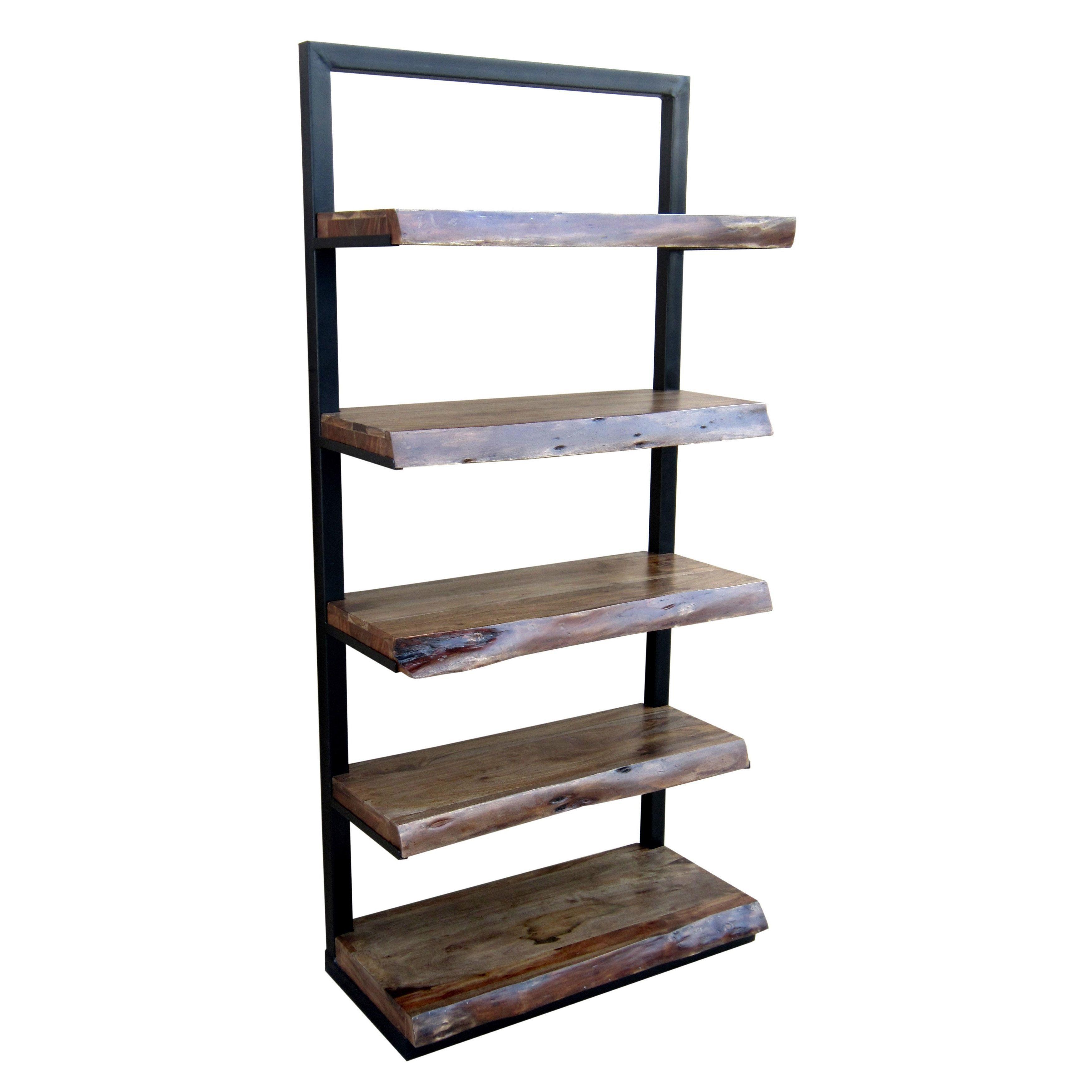 Elk lighting ladder shelf black frame bookshelf outlet store and