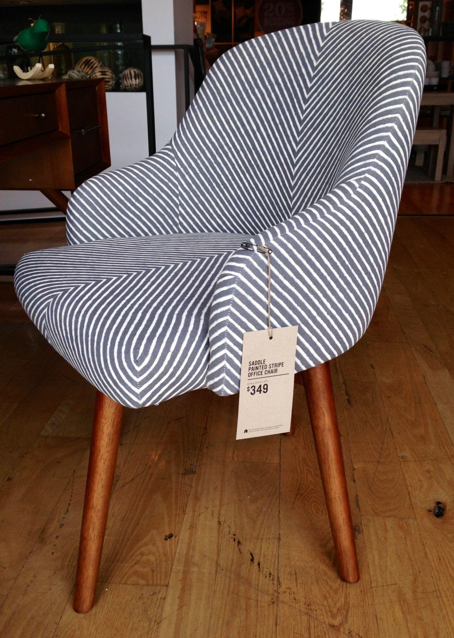 stunning west elm office chair | West Elm office chair, want it. | Home office chairs, West ...
