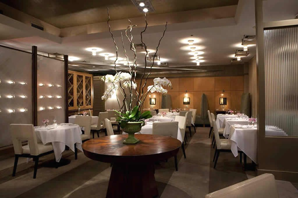 Private Dining Room Hospitality Interior Design Of