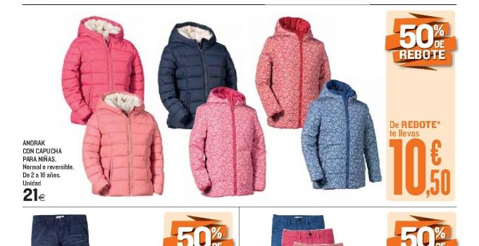 Ofertas Ropa Mujer Hombre Y Ninos Winter Jackets Jackets Fashion