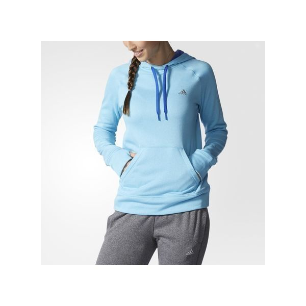 adidas Ultimate Pullover Hoodie (35 JOD) ❤ liked on Polyvore featuring adidas