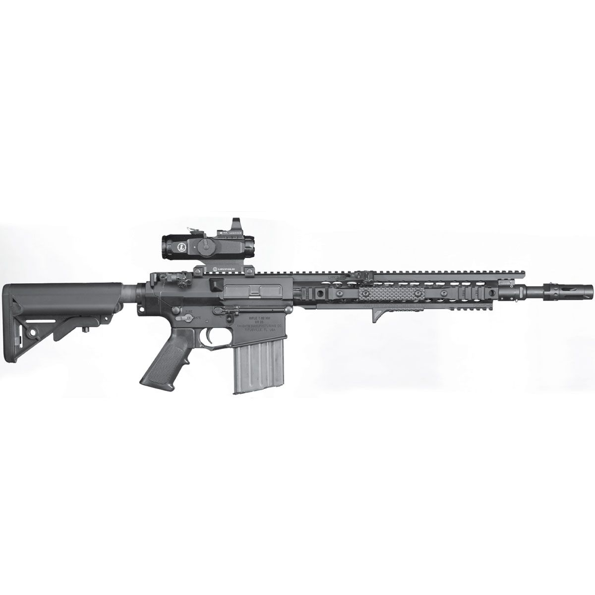 Knight's Armament SR-25 Enhanced Combat Carbine