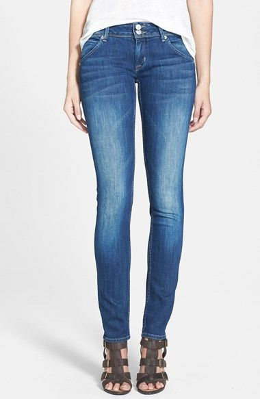 Hudson Jeans 'Collin' Skinny Supermodel Jeans (Supervixen) available at #Nordstrom