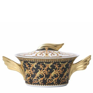 The Home Collection - Versace Rosenthal Dinnerware / Barocco Covered Vegetable Bowl $1100.00  sc 1 st  Pinterest & The Home Collection - Versace Rosenthal Dinnerware / Barocco ...