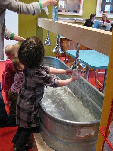 Hand Wash Tub This Is A Great Idea For Outside Wash Tubs Hand Washing Station Outdoor Classroom
