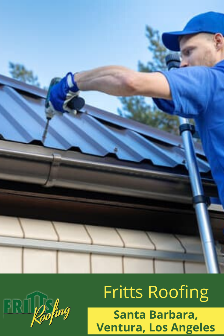 Fritts Roofing Repair Company Is Your Best Choice If You Are Going To Opt For A Metal Roof We Install Met In 2020 With Images Metal Roof Installation Roofing Roof Installation