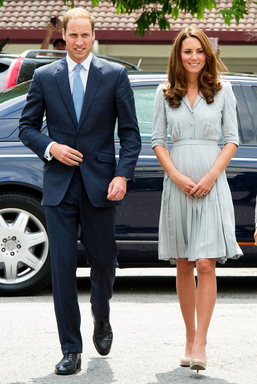 Kate Middleton, Prince William\'s Diamond Jubilee Tour of Southeast ...