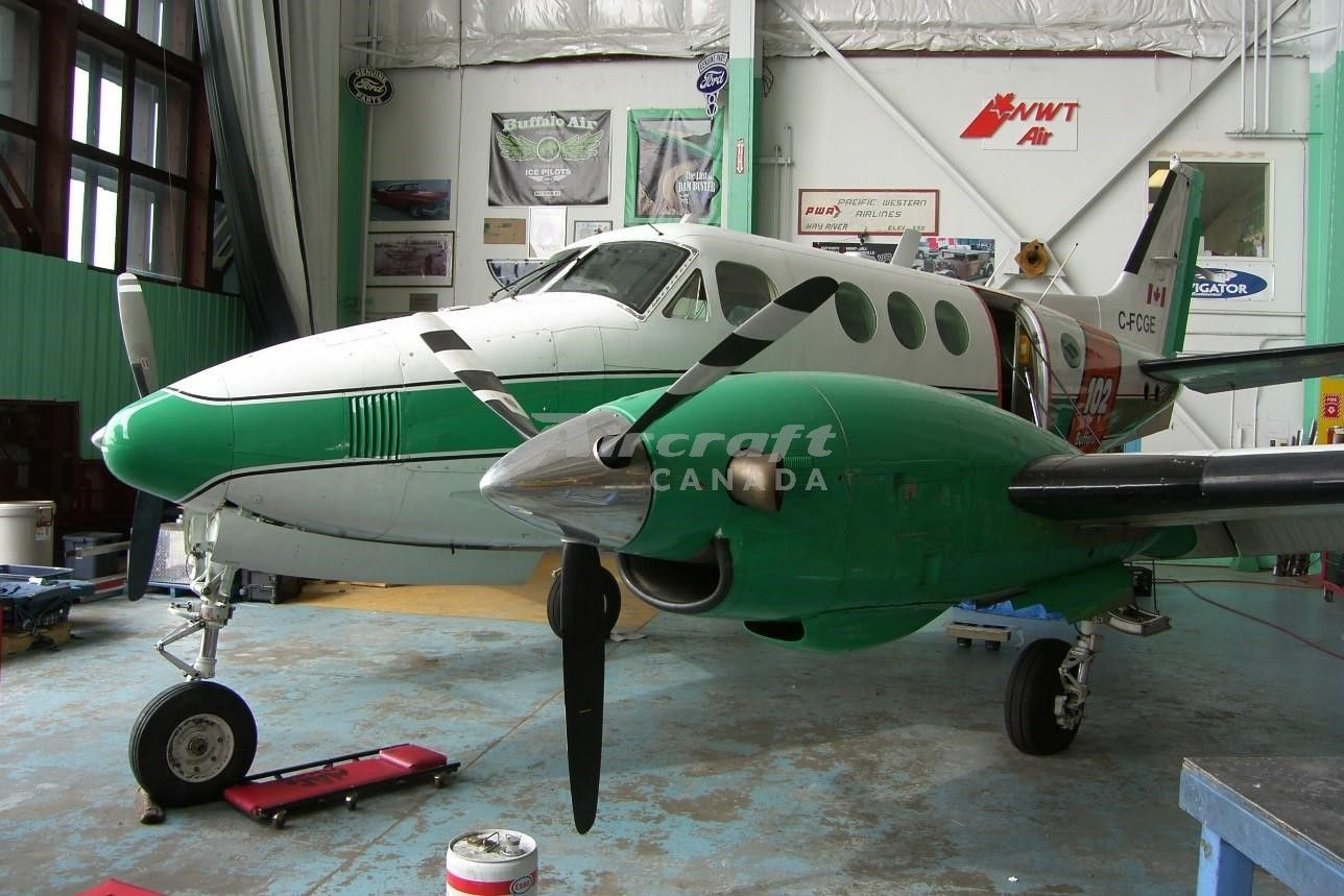 1966 Beechcraft King Air 90 for sale in Yellowknife, NT